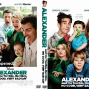 Alexander and the Terrible, Horrible, No Good, Very Bad Day (2014) Custom