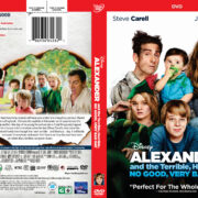 Alexander and the Terrible, Horrible, No Good, Very Bad Day (2014) R1