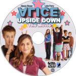 Alice Upside Down (2007) R1 Custom Label