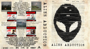 Alien Abduction dvd cover