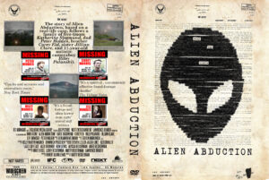 Alien Abduction dvd cover