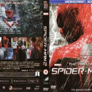 The Amazing Spider-Man 2 (2014) R2 Custom DVD Cover
