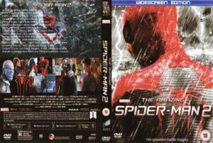 Amazing Spiderman 2 custom dvd cover