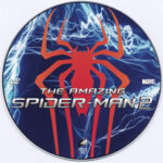 The Amazing Spider-Man 2 (2014) Custom DVD label