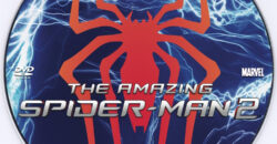 The Amazing Spider-Man 2 cd cover