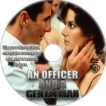 An Officer and a Gentleman (1982) R1 Custom Label