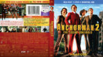 Anchorman 2: The Legend Continues (2013) R1 Blu-Ray