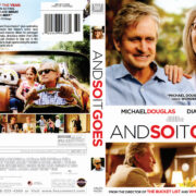 And So It Goes (2014) R1 DVD Cover