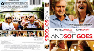 And So It Goes dvd cover
