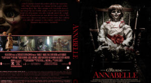 Annabelle dvd cover