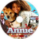 ANNIE (2014) R1 Custom Label