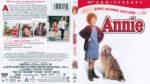 Annie (1982) Blu-Ray DVD Cover