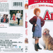 Annie (1982) Blu-Ray DVD Cover