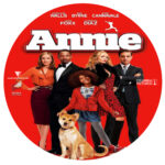 Annie (2014) R0 Custom Label