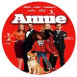 Annie (2014) R0 Custom Label