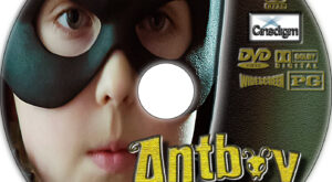antboy dvd label