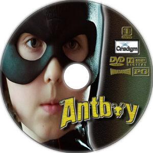 antboy dvd label