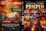 Apocalypse Pompeii (2014) R1 WS CUSTOM DVD Cover