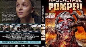 Apocalypse Pompeii dvd cover