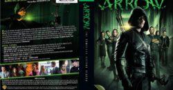 Arrow season 1 dvd cover