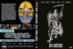 As Above, So Below (2014) R0 Custom Covers & Labels