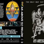 As Above, So Below (2014) R0 Custom Covers & Labels