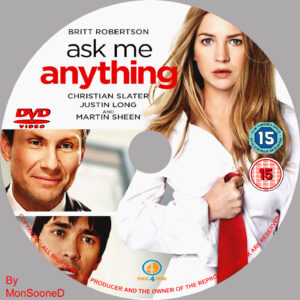 Ask Me Anything DvD disc