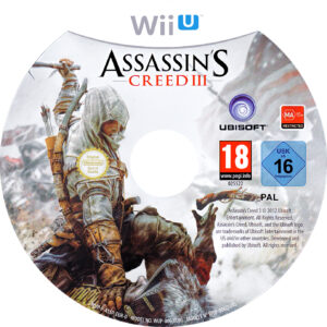 Assassin Creed III Disc