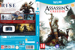 Assassin Creed III Front