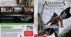 Assassins Creed IV: Black Flag dvd cover
