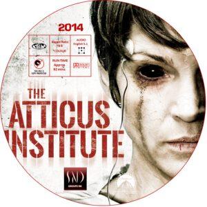 The Atticus Institute dvd label