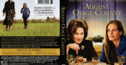 August: Osage County dvd cover