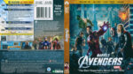 The Avengers 3D (2012) Blu-Ray