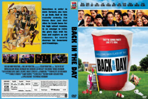 Back in the Day dvd cover