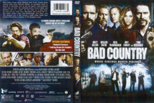 Bad Country dvd cover