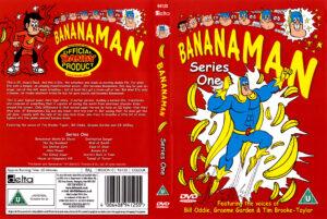Bananaman Series 1 R2 Cover