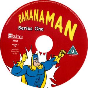 Bananaman Series 1 R2 Disc