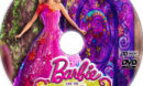 Barbie and the Secret Door (2014) R1 Custom Label