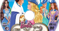 Barbie and the Three Musketeers cd cover