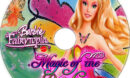 Barbie Fairytopia: Magic of the Rainbow (2007) R1 Custom Label