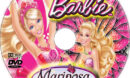 Barbie Mariposa and Her Butterfly Fairy Friends (2008) R1 Custom Label