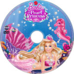 Barbie: The Pearl Princess (2014) R1 Custom Label