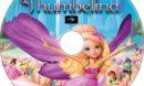 Barbie Presents: Thumbelina (2009) R1 Custom DVD Label