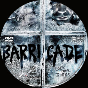 Barricade dvd label