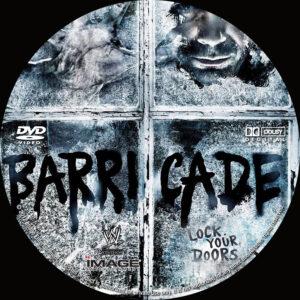 Barricade dvd label