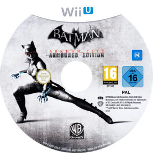 Batman Arkham City Disc
