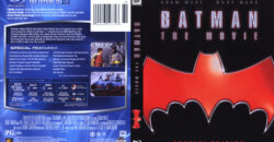 Batman The Movie (Blu-ray) dvd cover