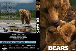 Bears dvd cover