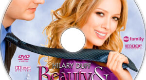 Beauty & the Briefcase dvd label