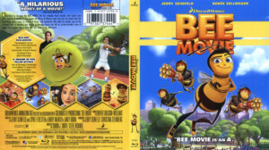 Bee Movie (Blu-ray) dvd cover